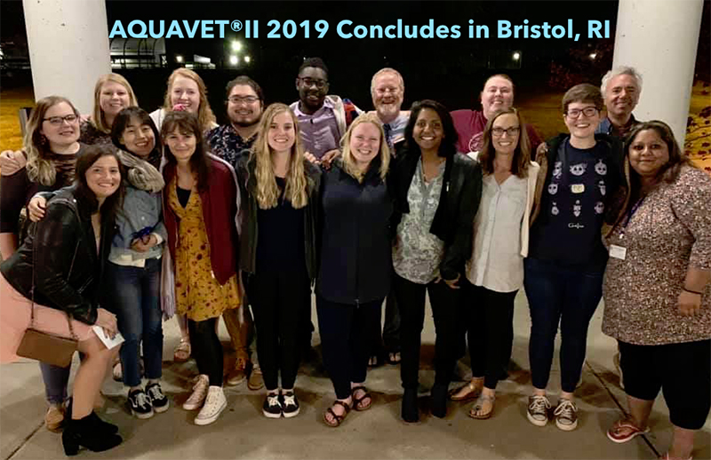 Photo of 2019 AquaVet II Class