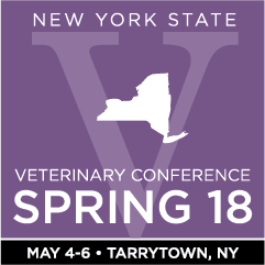 Logo for the NYS-VMS spring 2018 conference