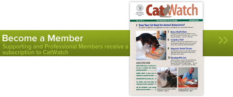 Become a member of Cat Watch