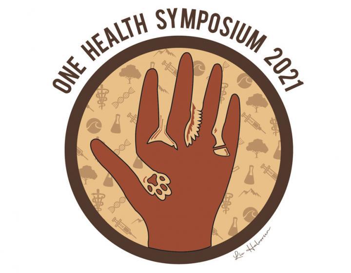 The 2021 VOHA symposium logo