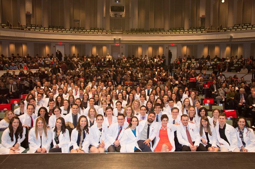 Class of 2018 White Coat Ceremony